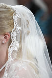 Wedding veil Stock Photos