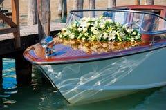 Wedding in Venice Royalty Free Stock Photos