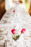Wedding venue Royalty Free Stock Photography