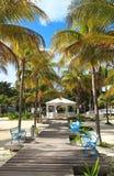 Wedding veranda in hotel. Melia Cayo Guillermo. Cuba Stock Photography