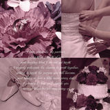 Wedding Vows Background stock images