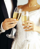 Wedding Wine Royalty Free Stock Image