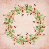 Wedding Wreath Royalty Free Stock Photography