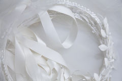 Wedding wreaths Royalty Free Stock Photos