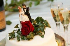 Weddingcake.JH Royalty Free Stock Images