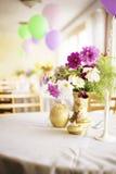WeddingReception Royalty Free Stock Photo
