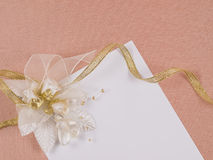 Weddings accessorie Royalty Free Stock Photography