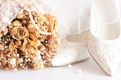 Weddings attributes Royalty Free Stock Photography