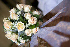 Weddings bouquet for bride Stock Photos