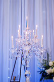 Weddings candles Royalty Free Stock Images