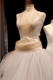 Weddings dress Royalty Free Stock Photos