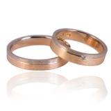 Weddings rings Royalty Free Stock Photo
