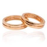 Weddings rings Royalty Free Stock Images