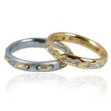 Weddings rings Royalty Free Stock Photos