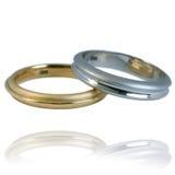Weddings rings Royalty Free Stock Image
