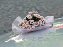 Weddinq Blumenstrauß Lizenzfreie Stockfotos