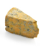 Wedge of Blue Cheese Royalty Free Stock Photography