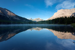 Wedge Pond royalty free stock photography