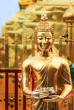 Wednesday buddha statue. Buddha statue for who birth in Wednesday Stock Photos