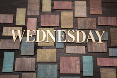 Wednesday Stock Images