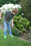 Weeder Royalty Free Stock Photography