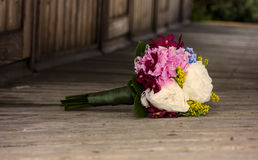 Weeding Bouquet Stock Photography