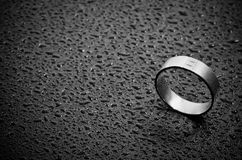 Weeding ring Royalty Free Stock Photos