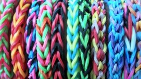 Weefgetouwbanden Stock Foto