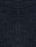 Weefsel jeans als achtergrond Royalty-vrije Stock Foto's