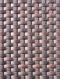 Weefsel plastic rieten patroon Royalty-vrije Stock Afbeelding