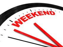 Week-end Photographie stock libre de droits