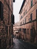 The week. San giminiano, tuscany Royalty Free Stock Photography