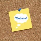 weekend imagens de stock royalty free
