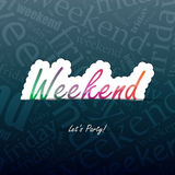 Weekend Background Stock Photos