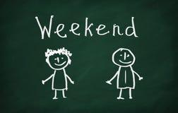 Weekend Stock Image