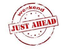 Weekend just ahead Stock Photo