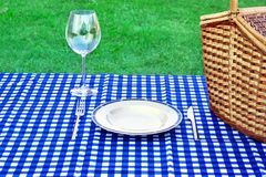 Weekend Picnic Concept royalty free stock image