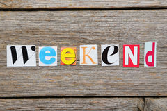 Weekend Stock Images