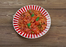 Weeknight Jambalaya Stock Images