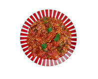Weeknight Jambalaya Royalty Free Stock Photo