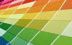 weel цвета Стоковая Фотография RF