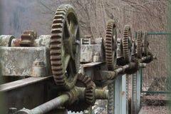 Weels oxidados Fotografia de Stock Royalty Free