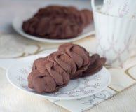 Weense koekjes stock fotografie