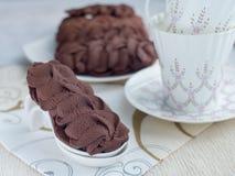 Weense koekjes royalty-vrije stock foto