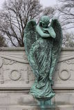 Weeping Angel Statue Royalty Free Stock Photo