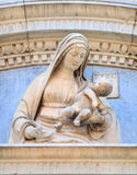 Weeping Madonna Royalty Free Stock Photo