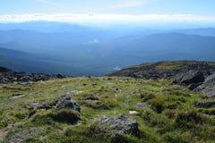 Weergeven van Onderstel Chocorua, New Hampshire royalty-vrije stock afbeelding