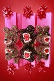Weerwolf cupcakes Royalty-vrije Stock Afbeelding