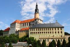 Weesenstein Castle Royalty Free Stock Image