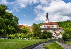Weesenstein Castle Royalty Free Stock Photos